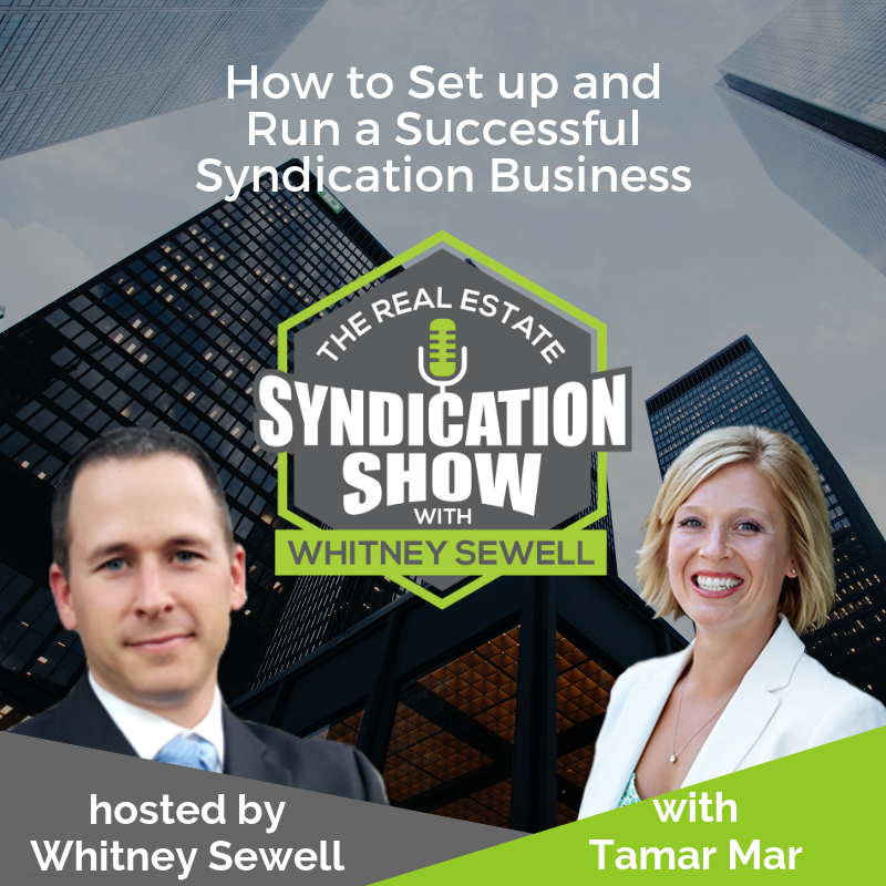 real estate syndication, real estate investing and capital raising