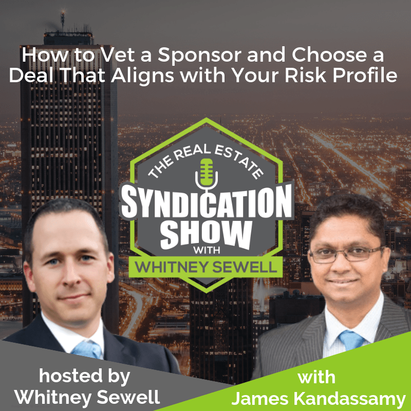 real estate syndication, real estate investing and real estate deal