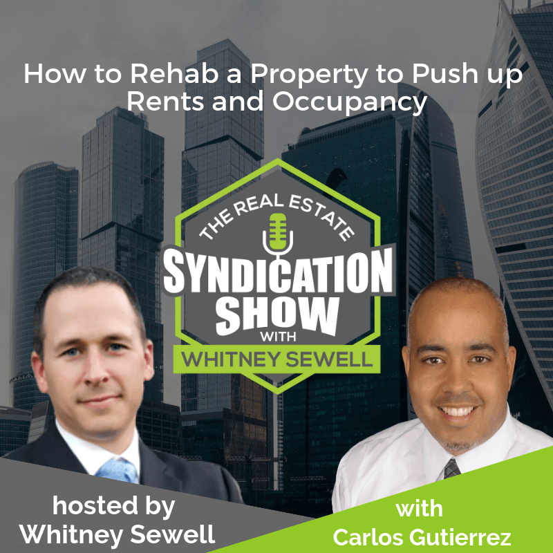 real estate syndication, real estate investing, real estate deal