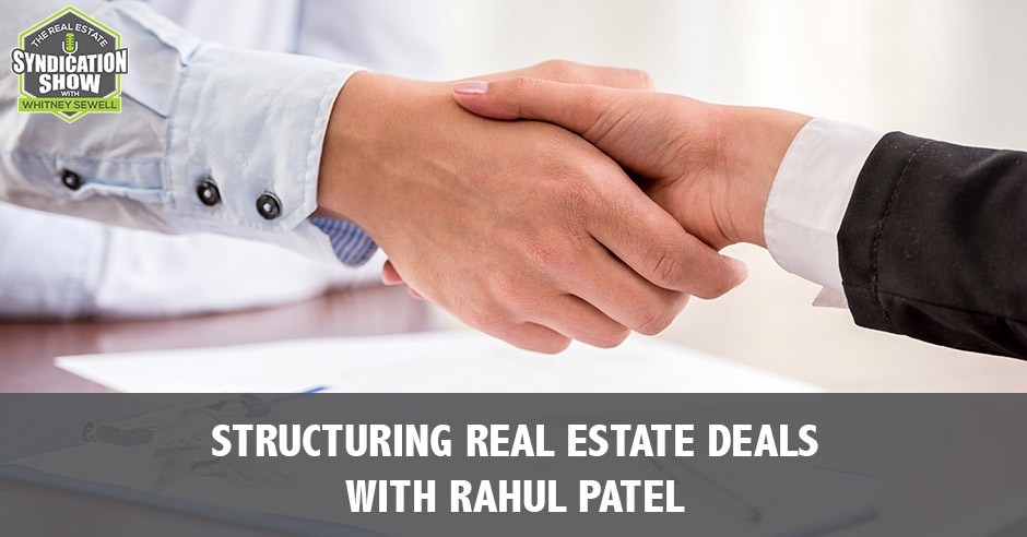 RES 217 | Structuring Real Estate Deals