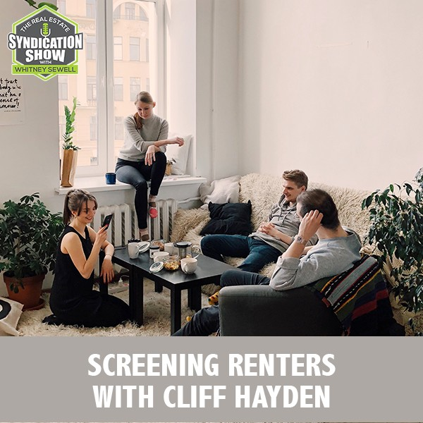 WS240: Screening Renters with Cliff Hayden
