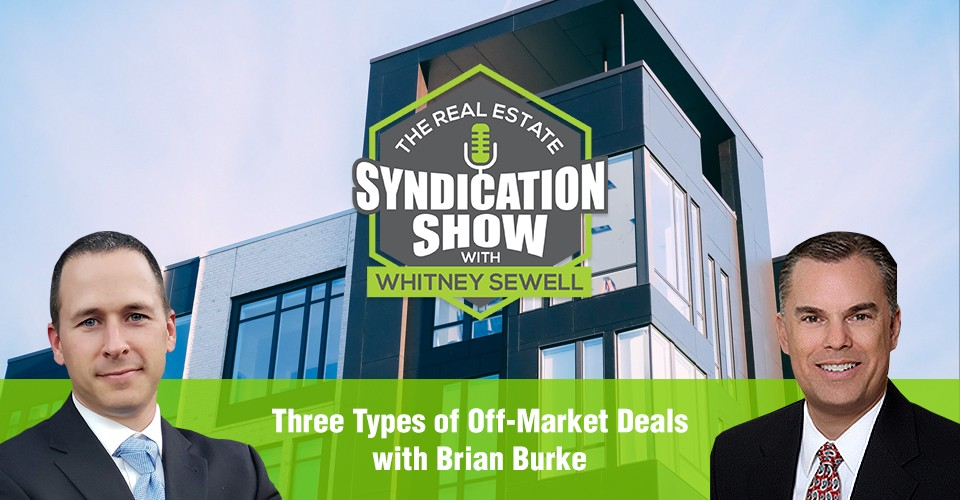 WS301: Managing Profitable Broker Relationships with Brian Burke