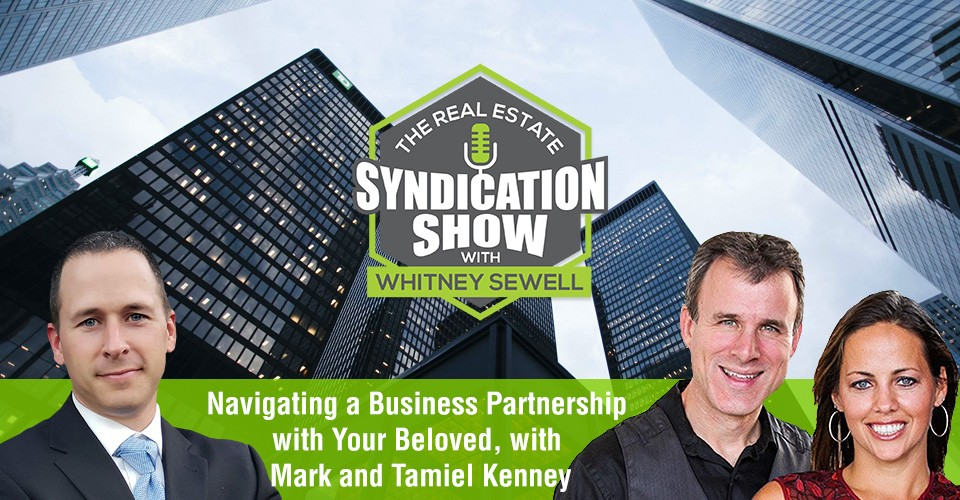 WS320: Navigating a Business Partnership with Your Beloved, with Mark and Tamiel Kenney