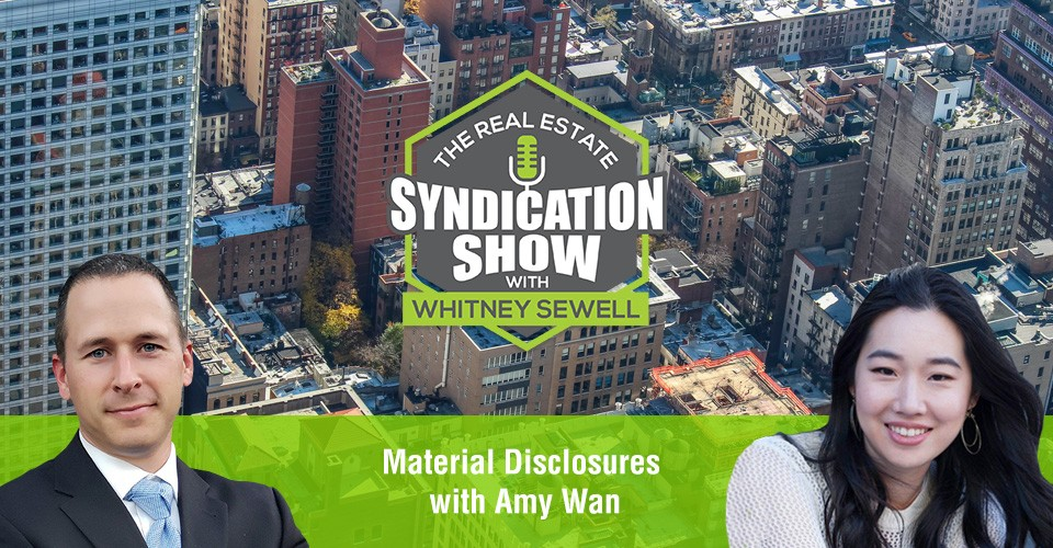 WS322: Material Disclosures with Amy Wan