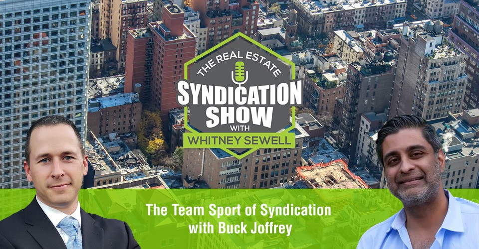WS347: The Team Sport of Syndication with Buck Joffrey