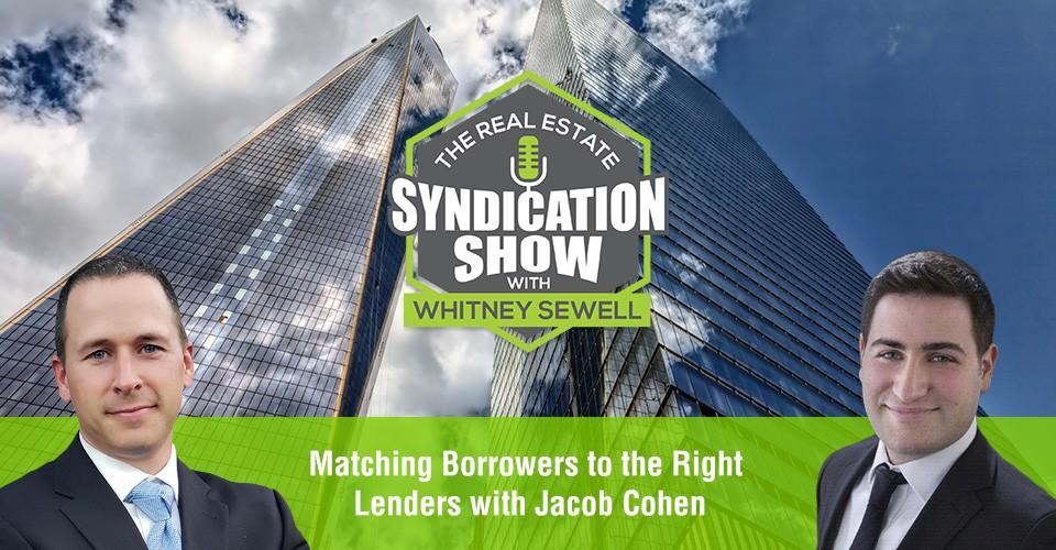 WS352: Matching Borrowers to the Right Lenders with Jacob Cohen