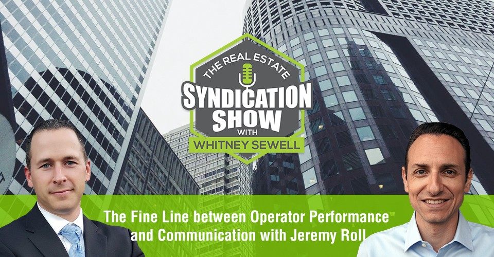 WS368: The Fine Line between Operator Performance and Communication with Jeremy Roll