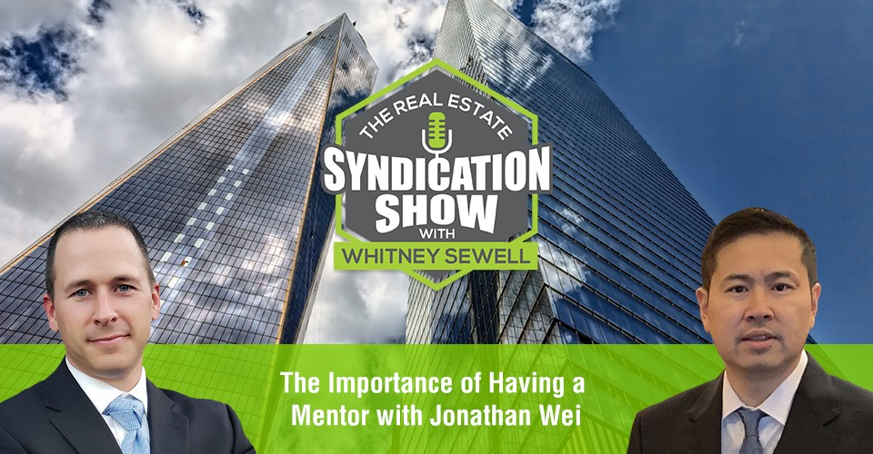 WS402: The Importance of Having a Mentor with Jonathan Wei