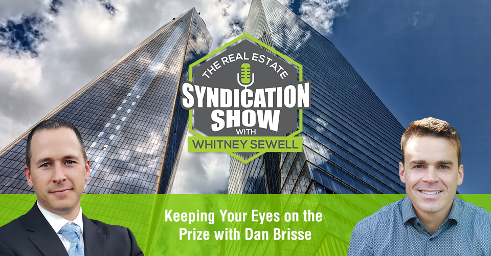 WS412: Keeping Your Eyes on the Prize with Dan Brisse