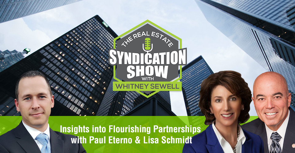 WS435: Insights into Flourishing Partnerships with Paul Eterno and Lisa Schmidt