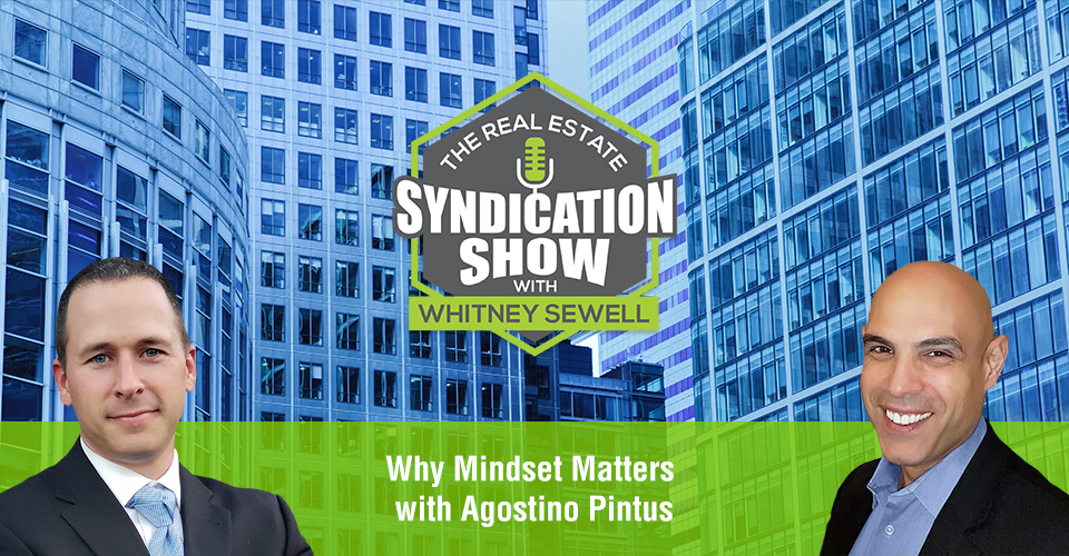 WS441: Why Mindset Matters with Agostino Pintus